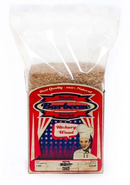 Axtschlag Räuchermehl - Hickory 1 kg