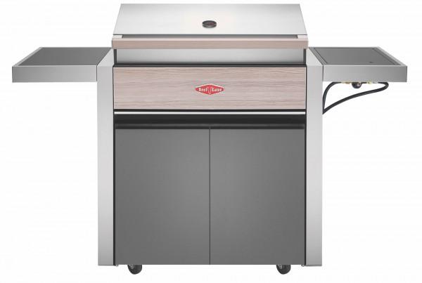 BeefEater 1500 Serie - 4 Brenner Grillwagen inkl. Seitenbrenner