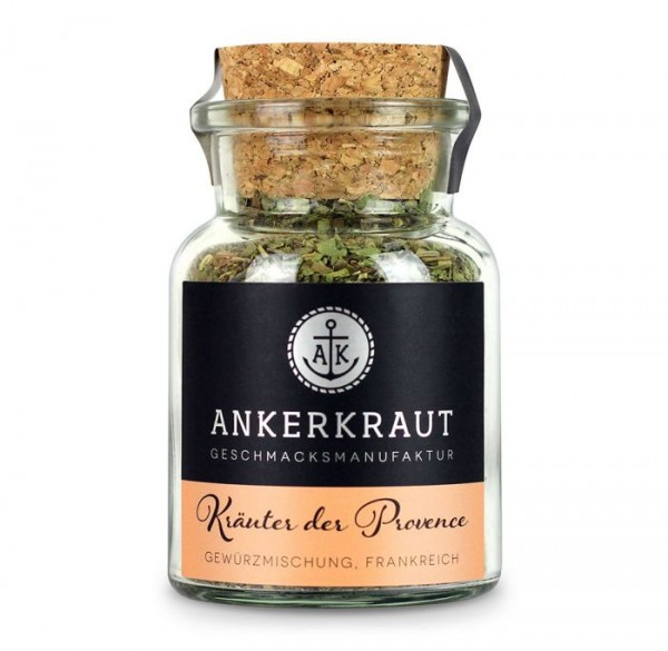 Ankerkraut Kräuter der Provence im Korkenglas 30g