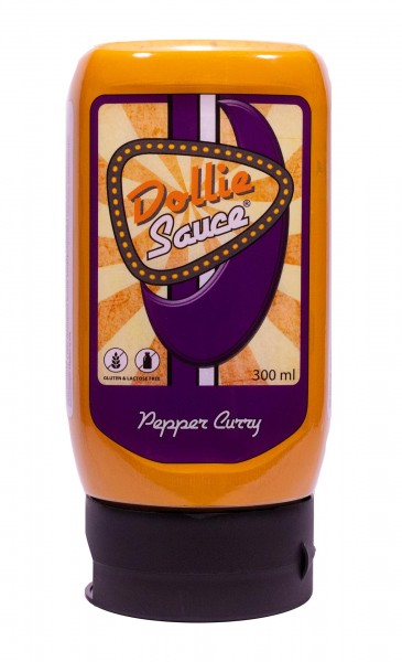 Dollie Sauce Pepper Curry (300ml)