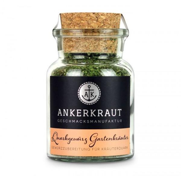 Ankerkraut Quarkgewürz Gartenkräuter im Korkenglas 55g