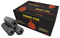 Greek Fire Holzkohlebriketts