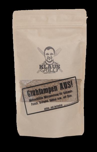 Klaus Grillt Glühlampen AUS! im Beutel