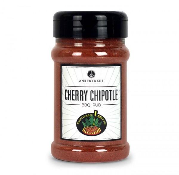 Ankerkraut BBQ-Rub Cherry Chipotle im Streuer 220g