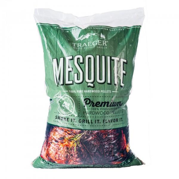 Traeger Pellets Mesquite - 9kg Beutel