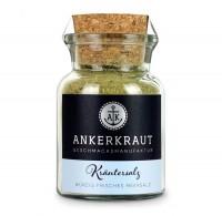 Ankerkraut Kräutersalz im Korkenglas