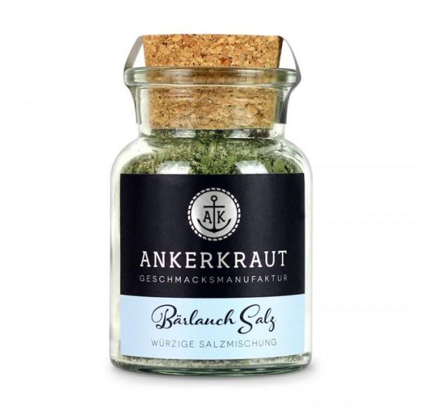 Ankerkraut Bärlauch Salz im Korkenglas 115g