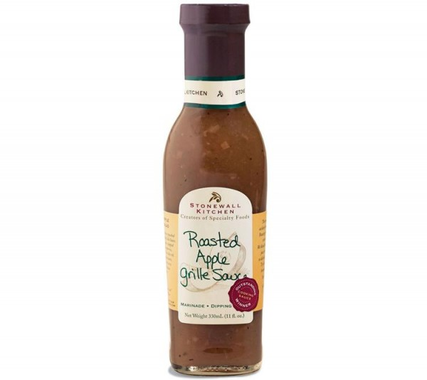 Stonewall Kitchen Roasted Apple Grille Sauce 330ml