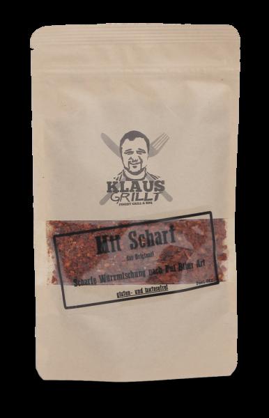 Klaus Grillt Mit Scharf im Beutel (100g)