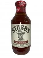 Stubbs Dr. Pepper BBQ Sauce (450ml)