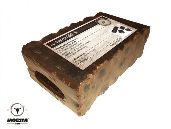 Moesta BBQ PowerBricks Hartholz Brickets
