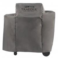 Traeger Allwetter-Abdeckhaube für Ironwood 650 (lang)
