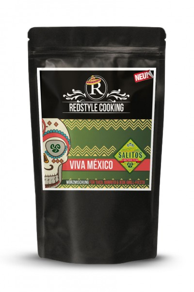 Redstyle Cooking Viva Mexico (Salitos) 250g