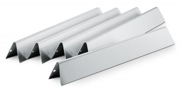 Weber® Flavorizer™ Bars Genesis® S-300 Serie (ab 2011), Edelstahl (5er Set)