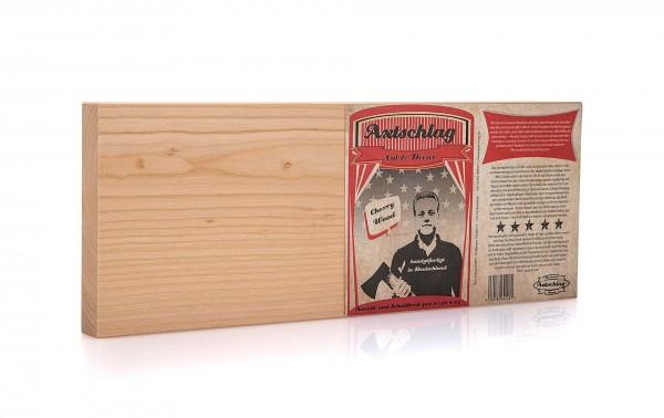 Axtschlag Schneidebrett S - Cut & Decor, 400 x 150 x 25 mm (Kirschenholz)