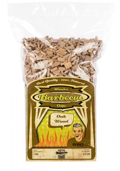 Axtschlag Räucherchips - Eiche (Oak) 1kg