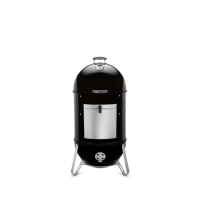 Weber Smokey Mountain Cooker Smoker 57 cm, Black