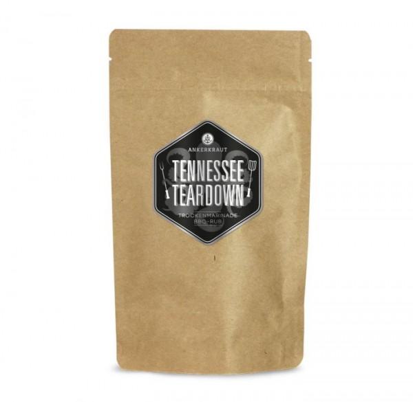 Ankerkraut BBQ-Rub Tennessee Teardown im Beutel 250g