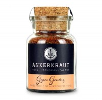 Ankerkraut Gyros Gewürz im Korkenglas 80g