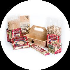 Axtschlag BBQ Sets - Starterbox BBQ Wood