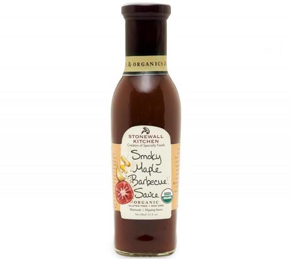 Stonewall Kitchen Organic Smoky Maple Barbecue Sauce 330ml