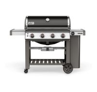 Weber Genesis II E-410 GBS Gasgrill, Black (2018)