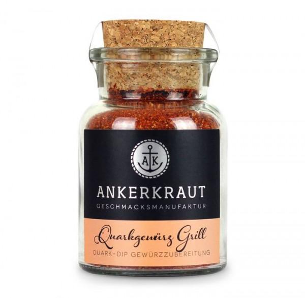 Ankerkraut Quarkgewürz Grill im Korkenglas 95g