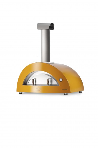 Alfa Pizzaofen Allegro (gelb)