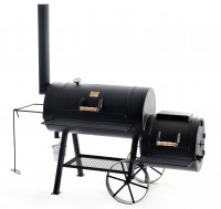 "JOE's BBQ Smoker 20"" Texas Classic, lange Version"