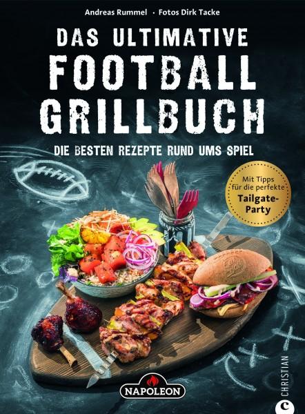 "Napoleon Grillbuch ""Das ultimative Football-Grillbuch"""