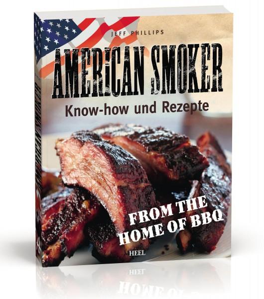 """""""American Smoker"""", Softcover 229 Seiten, 4-farbig"""