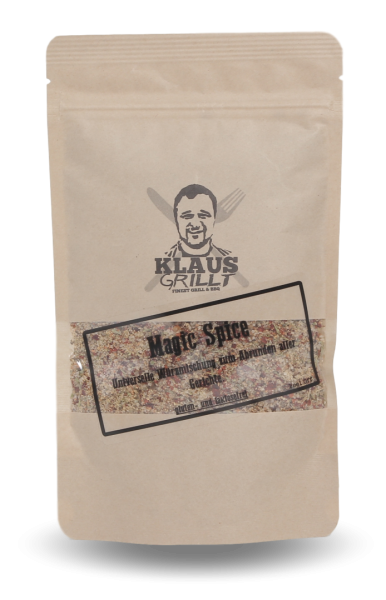 Klaus Grillt Magic Spice im Beutel 200g