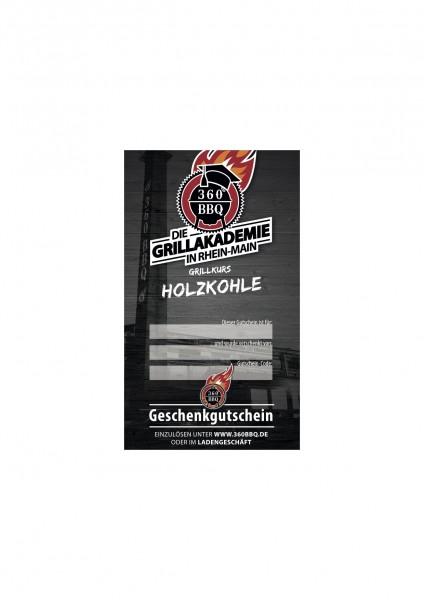 Grillkurs Holzkohle