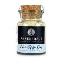 Ankerkraut Aioli-Pfeffer Salz im Korkenglas