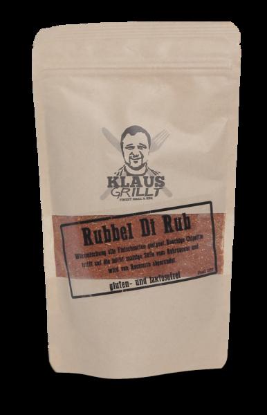 Klaus Grillt Rubbel Di Rub im Beutel 250g