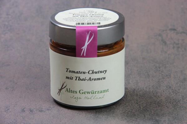Altes Gewürzamt - Tomaten-Chutney mit Thai-Aromen