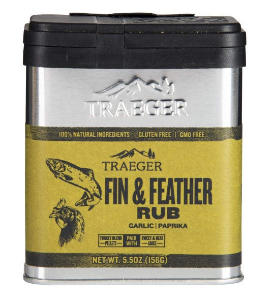Traeger Fin und Feather Rub 156g