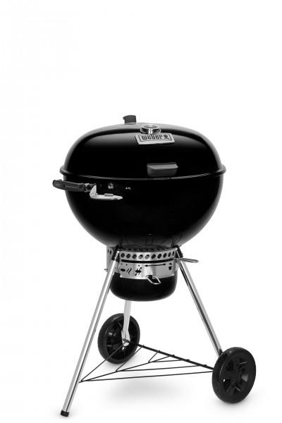 Weber Master-Touch GBS Premium E-5770 Holzkohlegrill 57 cm, Black