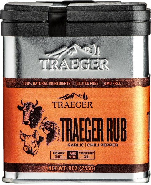 Traeger Rub 255g