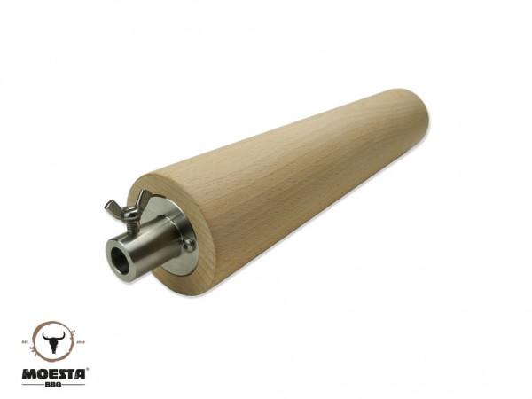 Moesta BBQ FeuerWalze - Buchenholzrolle : für Fremdhersteller bis Durchmesser 13,8 mm