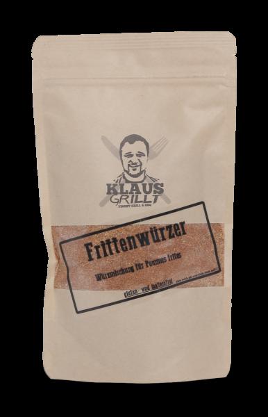 Klaus Grillt Frittenwürzer im Beutel