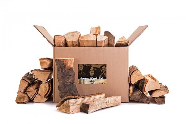 Axtschlag Räucherholz - Eiche (Oak) 10kg