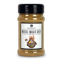 Ankerkraut BBQ-Rub Wiesel Magic Beef im Streuer 200g