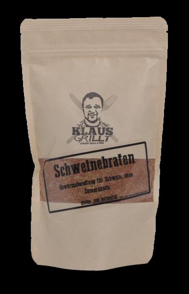 Klaus Grillt Schweinebraten im Beutel 250g