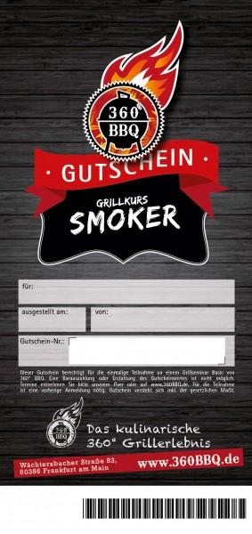 Grillkurs Smoker