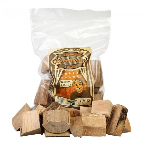 Axtschlag Räucherchunks - Buche (Beech) 1,5kg