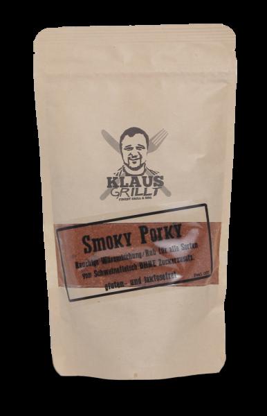Klaus Grillt Smoky Porky im Beutel