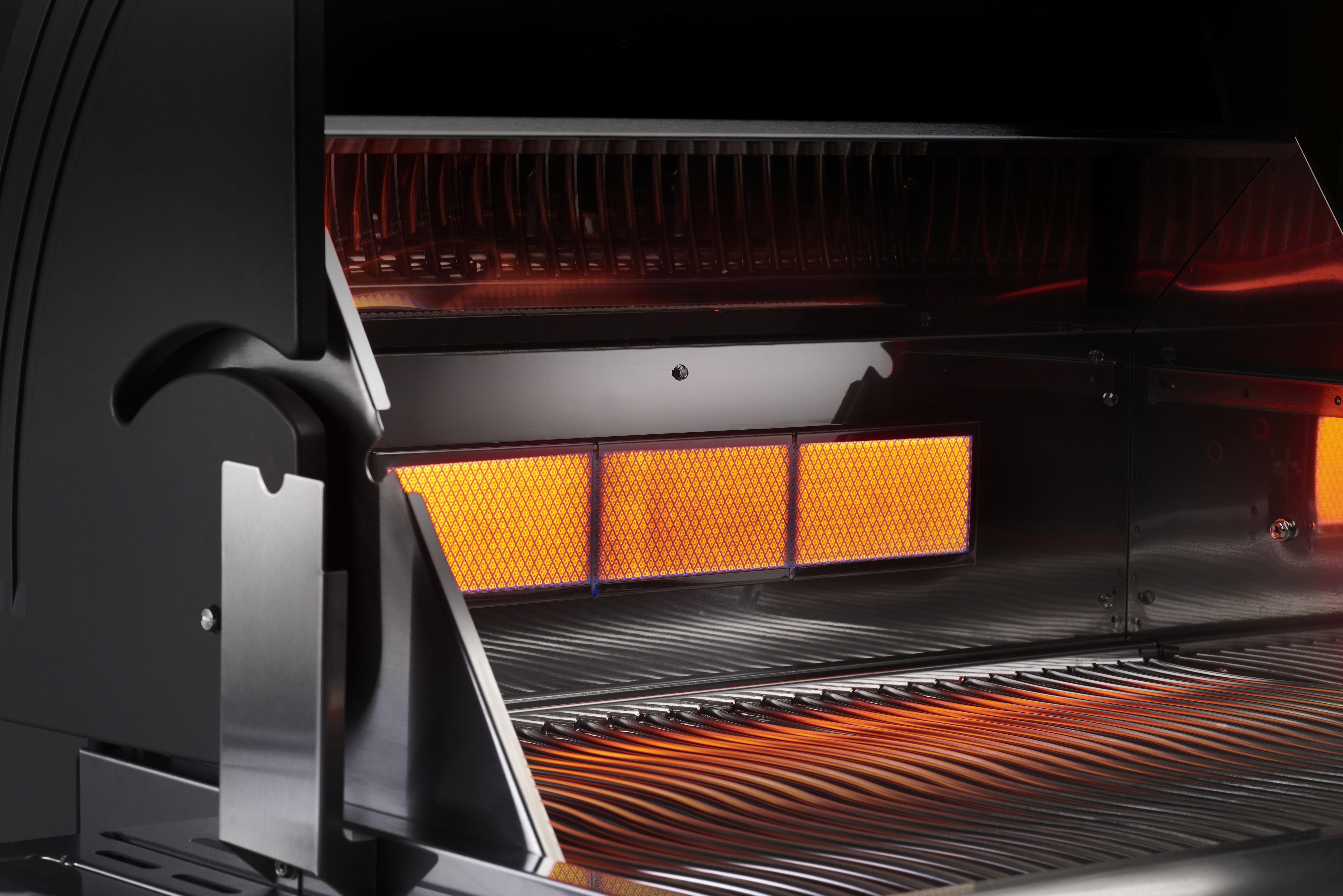 Napoleon Holzkohlegrill Charcoal Pro 605 : Napoleon lex edelstahl einbau einbau grill grillarten