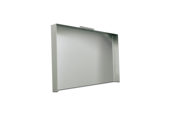 "EDELSTAHL-DECKEL CVSE-60 für Planchas Silver & Extrem"""