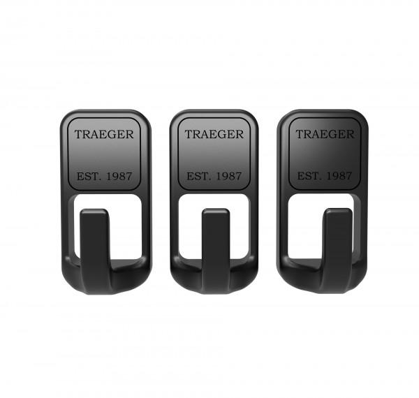 Traeger Magnethaken (3 Stk.)